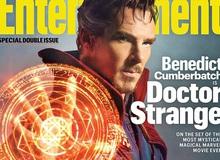 Hé lộ tạo hình của Dr. Strange trong phim siêu anh hùng Marvel sắp tới