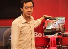 """Nhện Hổ Phách - """"Modder"""" case máy tính huyền thoại tại Việt Nam"""
