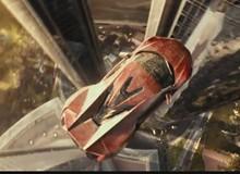 Phim Furious 7 tung thêm cảnh phi xe qua nhà cao tầng