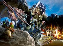 Monster Hunter 4 Ultimate phát hành ngày 13/2/2015