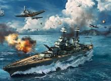 Tặng 200 Code thử nghiệm World of Warships đợt thử nghiệm 2