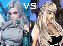 So sánh hai MMORPG 3D đỉnh cao nhất châu Á hiện tại
