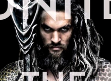 """Cùng """"soi"""" tạo hình của Aquaman trong phim mới"""