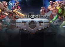 """Đánh giá Games of Glory - MOBA """"độc"""" miễn phí cho game thủ Việt"""