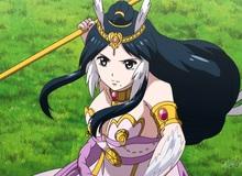 Top 7 nàng công chúa mạnh mẽ nhất trong anime - manga