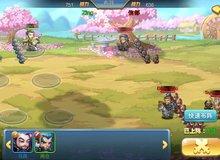 Xuất hiện game mobile Tiểu Tiểu Tam Quốc Chí phiên bản Việt hóa
