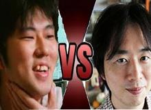 """Cận cảnh buổi """"đàm đạo"""" giữa tác giả Naruto và One Piece"""