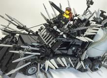 Lạ mắt với bộ LEGO mang phong cách Mad Max: Fury Road