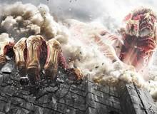 Hé lộ hình ảnh mới của phim Live-Action Attack on Titan