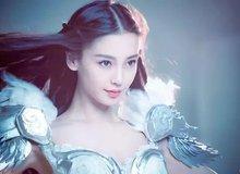 Angelababy đẹp... không tì vết trong cosplay Thiên Dụ
