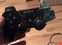 Fan cuồng đập vỡ tay cầm PS3 vẫn được thần tượng đền cho cái mới