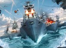 Bom tấn World of Warships mở cửa rộng rãi ngày hôm nay