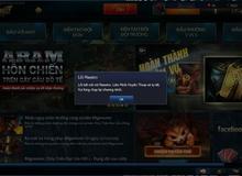 Hàng loạt người chơi tức giận vì không thể đăng nhập Liên Minh Huyền Thoại