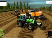 Farming Simulator 16 - Game mô phỏng nông trại như thật