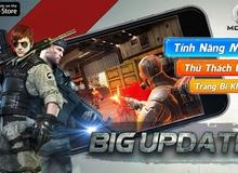 CS Mobile tặng 500 Giftcode nhân dịp Big Update