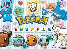 Pokemon Shuffle - Game Pokemon đột phá với lối đánh match-3