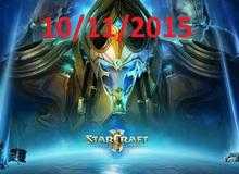 StarCraft II: Legacy of the Void phát hành ngày 10/11/2015