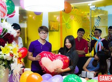 Không khí ngày 20/10 tưng bừng tại các NPH game Việt Nam