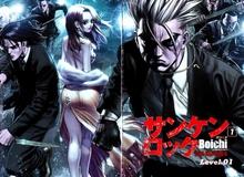 Manga siêu hot về xã hội đen Sun-ken Rock chuẩn bị kết thúc