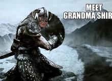 Gặp gỡ cụ bà game thủ 79 tuổi sở hữu kênh Youtube hơn 100,000 lượt theo dõi
