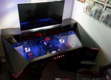 Ngắm bộ máy tính chơi game 150 triệu trông như phim viễn tưởng