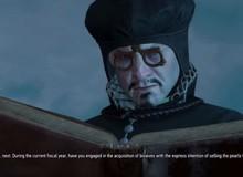The Witcher 3 đánh vào lương tâm game thủ gian lận