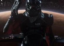"""Nhân vật chính mới trong Mass Effect đã """"bại lộ""""?"""