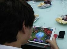 Trải nghiệm Thiên Hạ Vô Song tại trụ sở NPH VTC Mobile
