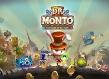 Dr. Monto - Game bắn súng kết hợp match-3 đầy cuốn hút