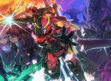 Super Robot Wars - Đại chiến robot phong cách Anime Nhật Bản