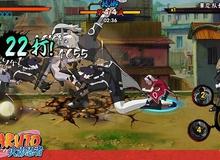 """Cận cảnh hệ thống gameplay """"tung chưởng"""" đã tay của Naruto Mobile"""