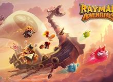 Rayman Adventures - Huyền thoại 20 năm tuổi tái xuất trên di động