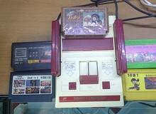 Rộ phong trào mua máy chơi game cổ tại Việt Nam