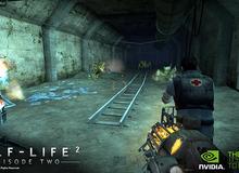 Half-Life 2 hồi sinh trên máy chơi game Nvidia SHIELD