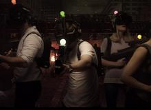 Phòng chơi game thực tế ảo đầu tiên đã mở cửa