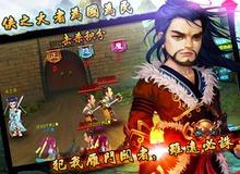 Game mobile Phong Cuồng Đích Giang Hồ đã cập bến Việt Nam