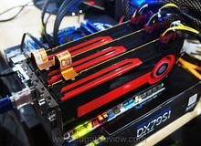Máy siêu âm y tế được trang bị... card đồ họa AMD