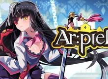 Ar:Piel Online - Game hóa thú ấn tượng rục rịch thử nghiệm