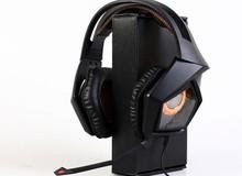 Cận cảnh tai nghe chơi game Asus Strix Pro
