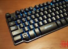 """Bàn phím giả cơ Xecret K2 - """"Vũ khí"""" giá mềm dành cho game thủ"""