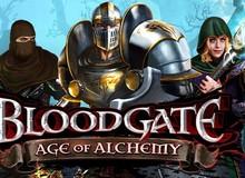 Blood Gate: Age of Alchemy - Game nhập vai chiến đấu match-3 chất lừ