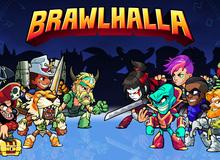 Game vui nhộn Brawlhalla mở cửa miễn phí cho tất cả mọi người