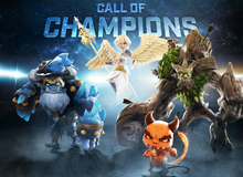 Call of Champions - Game MOBA đỉnh có lối chơi giống LMHT