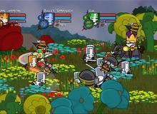 """[GameK Đào Mộ] Castle Crasher - Game chặt chém """"siêu nhắng nhít"""""""