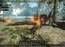 Game nhập vai bom tấn Monster Hunter Online chính thức mở cửa