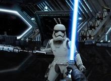 Biến thành Jedi thần thánh trong Star Wars ngay trên máy tính