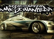 [GameK Đào Mộ] Need For Speed Most Wanted – Đường đua khó quên của game thủ Việt