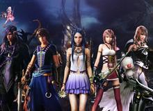 Final Fantasy XIII-2 mang chất JRPG bắn phá thị trường di động