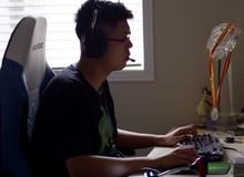 Khâm phục chàng trai thú nhận mình muốn chơi game chuyên nghiệp trước mặt bố mẹ