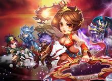 X Tam Quốc chính thức ra mắt game thủ Việt, tặng Giftcode